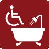 Baño en la habitación: Bañera