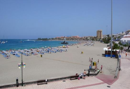 Playa de Las Vistas