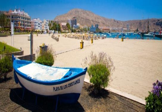 Playa de Los Cristianos - 1