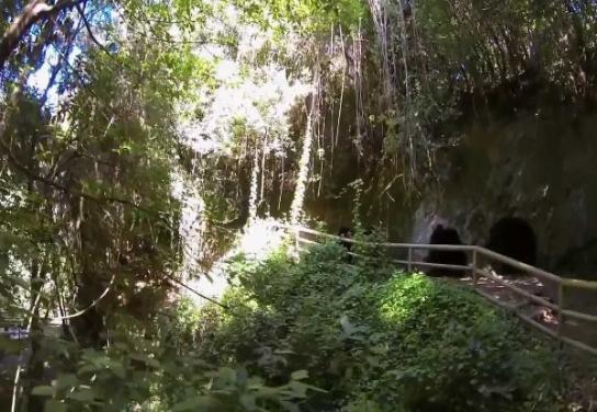 Sendero de Agua García. Tarocon ...