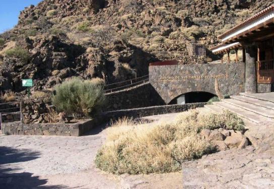 Centro de Visitantes El Portillo. Parque Nacional del Teide  - 2