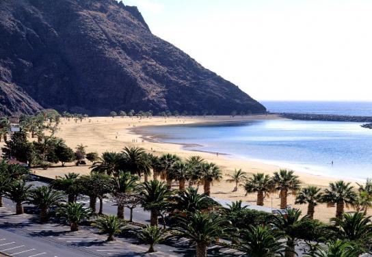 Playa de Las Teresitas - 1