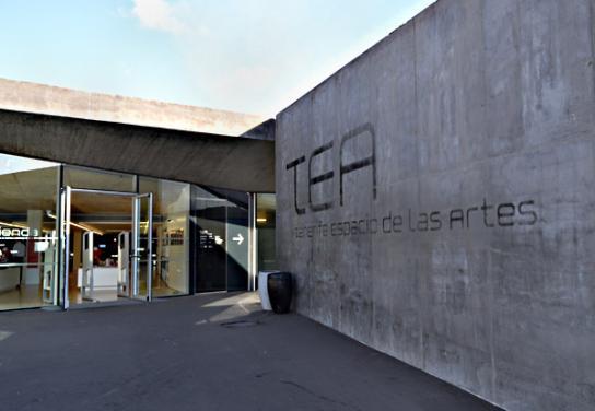 TEA, Tenerife Espacio de las Artes - 1