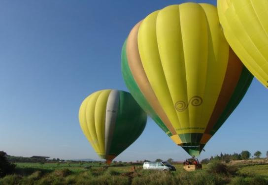 Vuelo en Globo Adaptado - Ballooning Accessible - 1