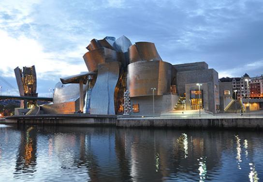 Museo Guggenheim Bilbao - 1