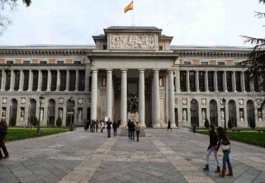 Museo Nacional del Prado  - 1