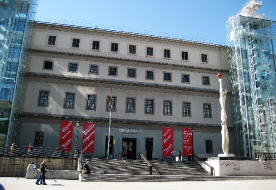 Museo Nacional Centro de arte Re ...