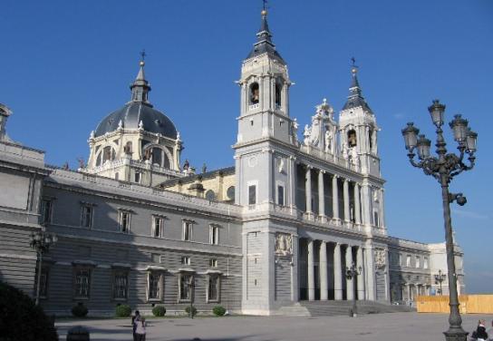 Museo y Catedral de la Almudena - 1