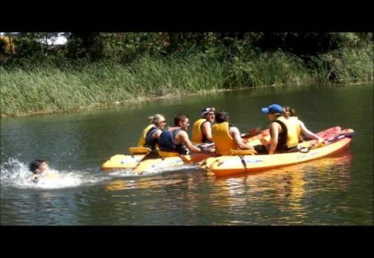 Travesía en kayak y menú típico - 1