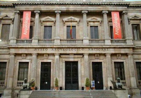 Museo Arqueológico Nacional - 1
