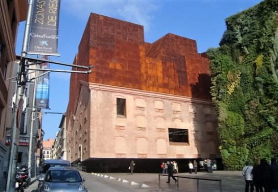 Caixa Forum Madrid - 1