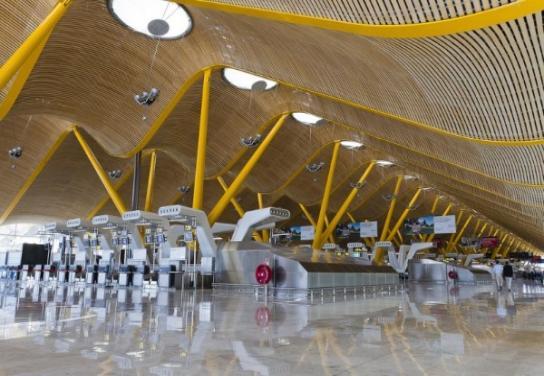 Aeropuerto Adolfo Suárez Madrid-Barajas - 1