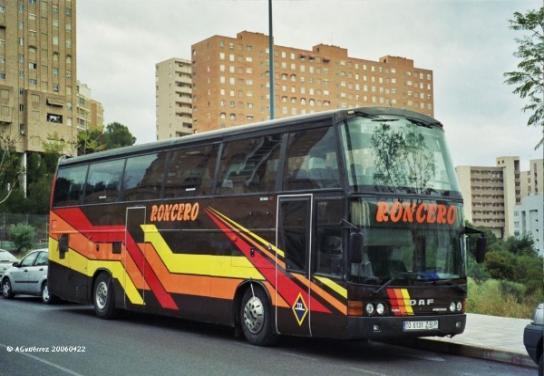 Autocares Roncero - 1