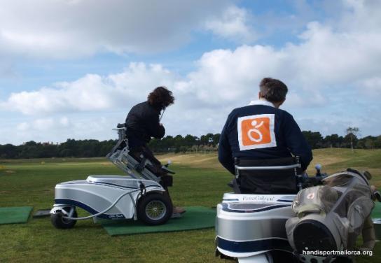 Golf. Disfruta Del Swing
