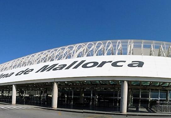 Aeropuerto de Palma de Mallorca - 1