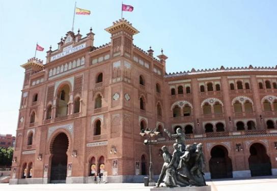 Plaza de Toros Monumental de las Ventas  - 1