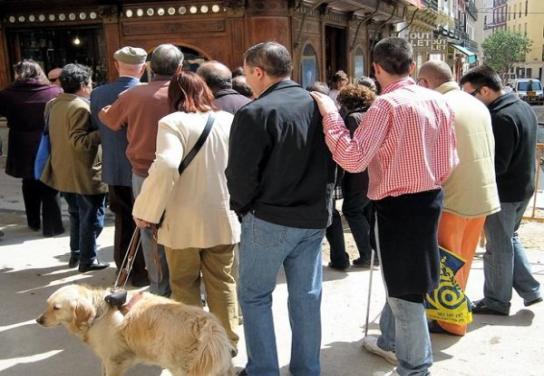 Programa de turismo accesible Madrid para todos - 2