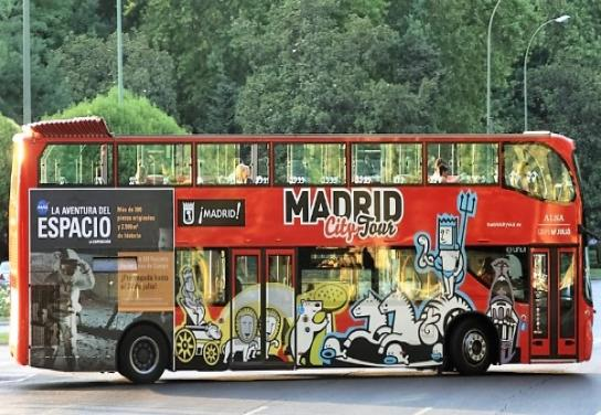 Madrid City Tour  - 1