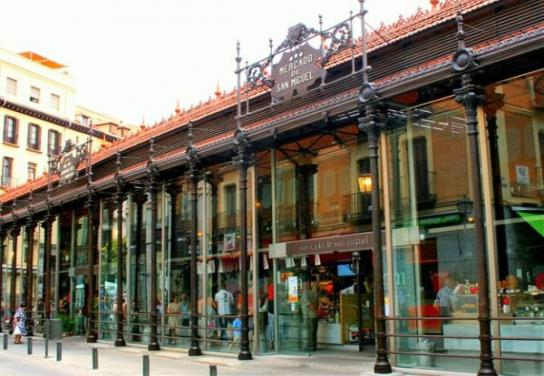 Mercado de San Miguel - 1