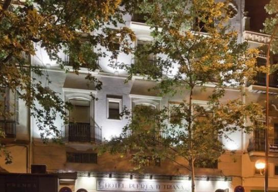 ILUNION Puerta de Triana *** - 3