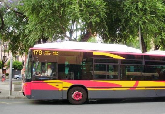 Autobuses Urbanos de Sevilla - T ...