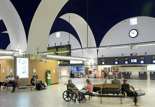 Aeropuerto de Sevilla - 1