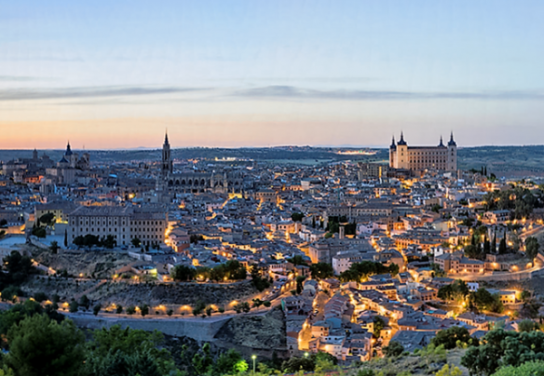 Bus turistico en Madrid  y  Toledo con tren-Ave - Tourist Bus in Madrid and Toledo. Train-Ave - 2