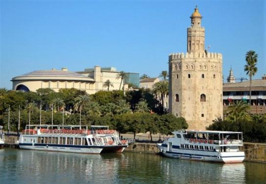 Crucero Ruta Sevilla Monumental - 1