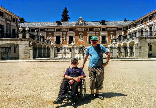 Haciendas Reales de Madrid / Southern Madrid Royal States - 2