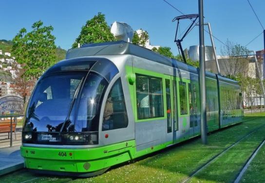 Tranvia de Bilbao - Bilbao Tram