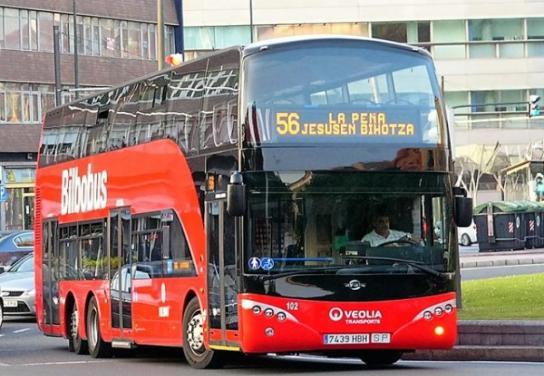 Autobuses Municipales - BILBOBUS  - 1