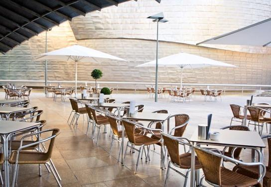 Bistro Guggenheim Bilbao
