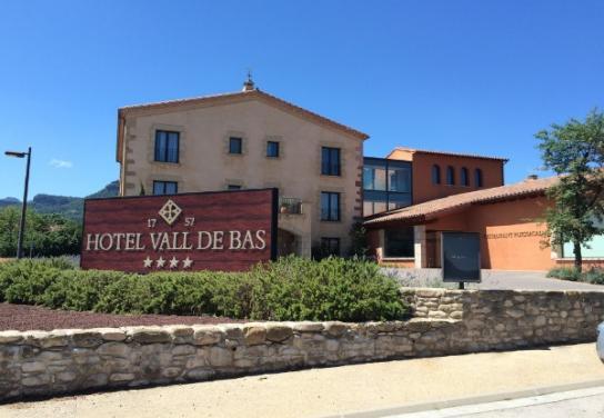 Hotel Vall d`en Bas ****